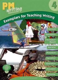 PM Writing 4 Exemplars for Teaching Writing