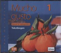 Mucho gusto 1 - CD audio tekstbog