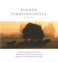 Suomen synnyinsijoilla