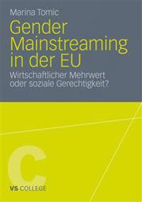 Gender Mainstreaming in Der Eu