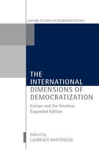The International Dimensions of Democratization