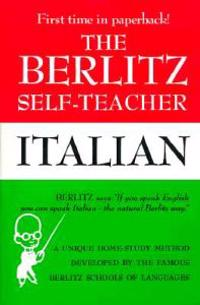 The Berlitz Self-Teacher - Italian
