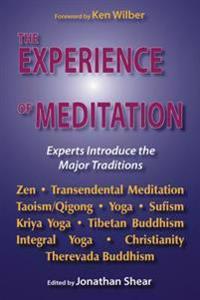Experience of Meditation