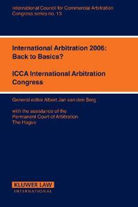 International Arbitration 2006