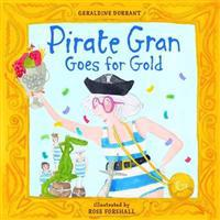 Pirate gran goes for gold
