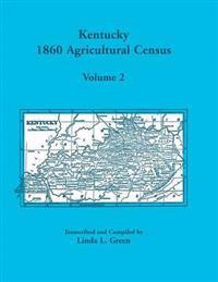 Kentucky 1860 Agricultural Census