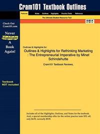 Outlines & Highlights for Rethinking Marketing : the Entrepreneurial Imperative