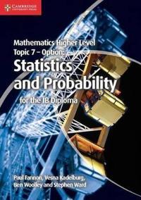 Mathematics Higher Level Topic 7-Option