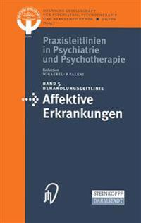 Behandlungsleitlinie Affektive Erkrankungen
