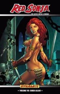 Red Sonja: She-Devil with a Sword Volume 7