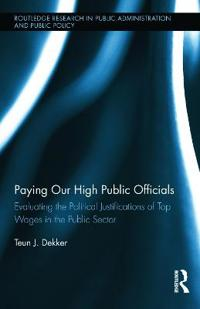Paying Our High Public Officials