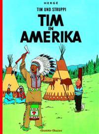 Tim und Struppi 02. Tim in Amerika