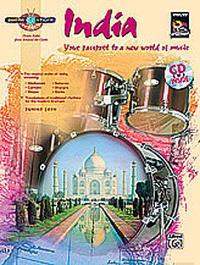 India: Your Passport to a New World of Music [With CD (Audio)]