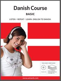 Danish Course. Basic