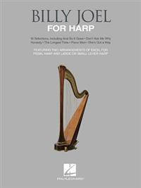 Billy Joel for Harp