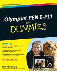 Olympus E-PL1 For Dummies