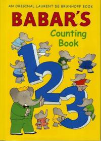 Babars counting book (anniversary edition)