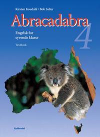Abracadabra 4-Textbook