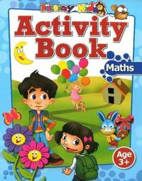 Activity Book: Maths Age 3+