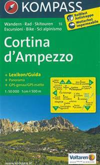 CORTINA DAMPEZZO 55 GPS WP KOMPASS DI