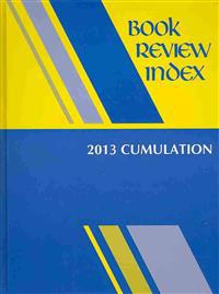 Book Review Index 2013