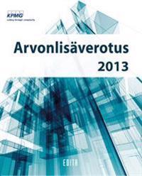 Arvonlisäverotus 2013