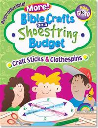 Bible Crafts on a Shoestring Budget Rb38013