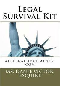 Legal Survival Kit: Alllegaldocuments.com