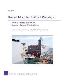Shared Modular Build of Warships