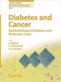 Diabetes and Cancer: Epidemiological Evidence and Molecular Links
