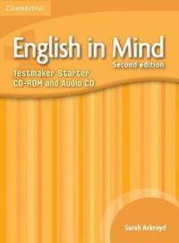 English in Mind Starter Level Testmaker