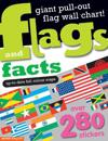 Flags and Facts: Up-To-Date Full Color Maps with 280 St Ickers and a Giant Pu