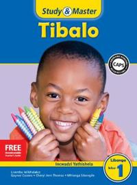 Study & Master tibalo: Gr 1: Teacher's guide