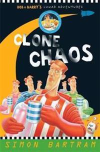 Clone chaos - bob & barrys lunar adventures