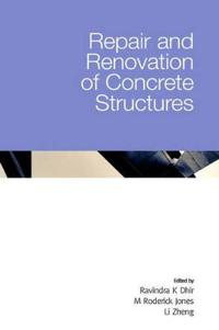 Repair And Renovation of Concrete Structures