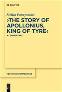 The Story of Apollonius, King of Tyre