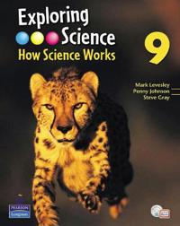 Exploring Science : How Science Works Year 9 Student Book with ActiveBook with CDROM