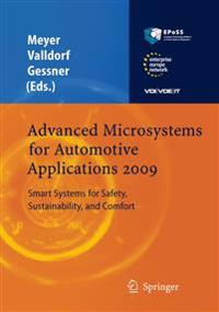 Advanced Microsystems for Automotive Applications 2009