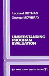Understanding Programme Evaluation
