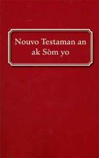 Haitian New Testament with Psalms-FL