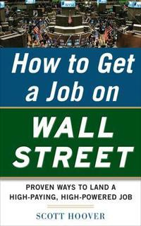 How to Get a Job on Wall Street