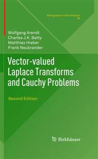Vector-Valved Laplace Transforms and Cauchy Problems