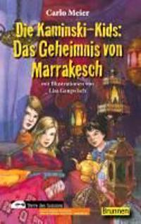 Meier, C: Kaminski-Kids/Geheimnis von Marrakesch/ Kt