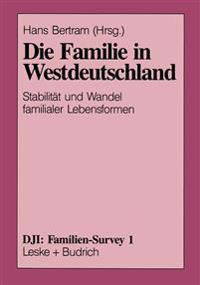 Die Familie in Westdeutschland