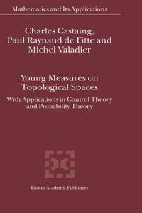 Young Measures On Topological Spaces