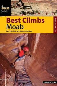 Falcon Guide Best Climbs Moab