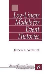 Log-Linear Models for Event Histories