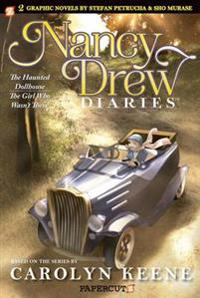 Nancy Drew Diaries 2