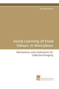 Social Learning of Food Odours in Honeybees
