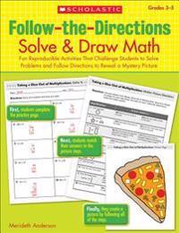 Solve & Draw Math, Grades 3-5